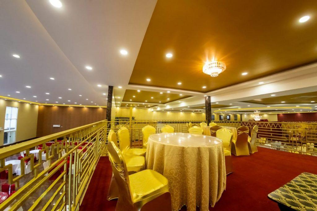 Anmol Banquet Kathmandu VIP Lounge